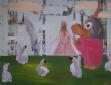 Alice, 201 x 153 cm, olieverf op doek, 2006