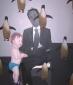 Pinguins, 140 x 160 cm, olieverf op doek, 2007