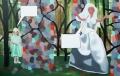 Prinses, 150 x 95 cm, olieverf op linnen, 2008