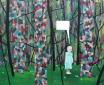 Prinses 4, 260 x 210 cm, olieverf op linnen, 2009