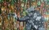 Elvis, 105 x 75 cm, olieverf op linnen, 2017