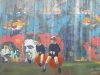 Hup hup, olieverf op linnen, 150 x 118 cm, 2019